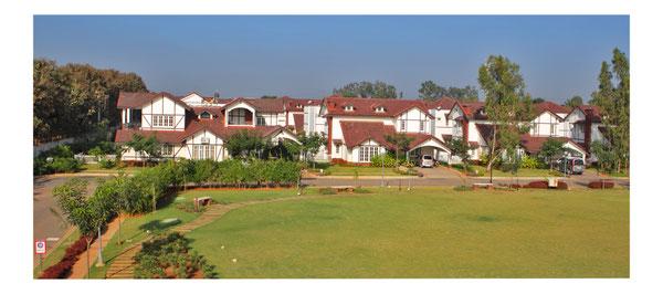 chaithanya samarpan villa in whitefield